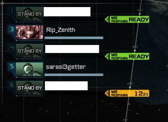 RIP_Zenith sarasi3getter 放置捨てゲー